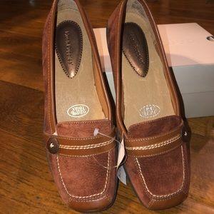 Hush Puppies Brown Shoe Size 8
